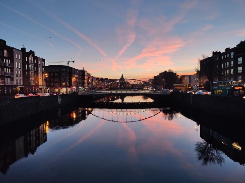 Kam na výlet v Irsku- Dublin