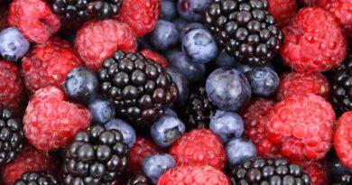 potraviny, které obsahují antioxidanty