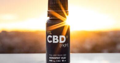 CBD oleje a jejich výhody při cvičení