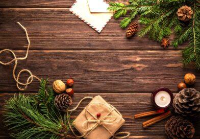 Výroba domácích vánočních ozdob