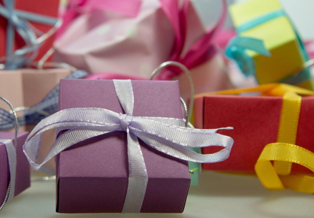 Jaké dárky pořídit na poslední chvíli?